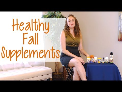 My Top 5 Supplements for Fall to Boost Immune System & Mood, Healthy Family Tips, iHerb.com