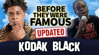 Kodak Black Update | Before They Were Famous | Tunnel Vision to Transgression