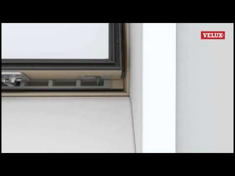 VELUX window maintenance and cleaning