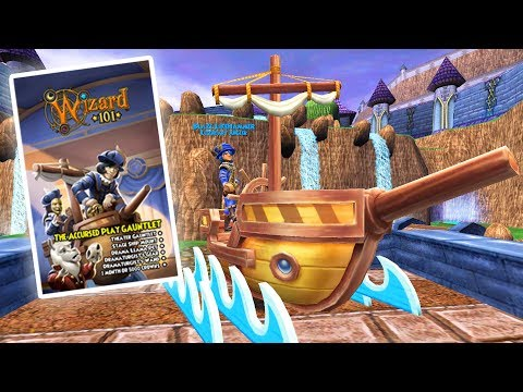 Wizard101: THIS MOUNT IS AMAZING! New Accursed Play Bundle Items