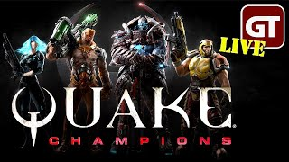 GameTube-LAN-Party mit QUAKE CHAMPIONS - GT LIVE