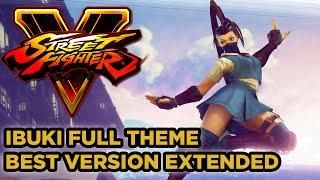 Street Fighter V ▻ Kanzuki Beach Stage Round 1 Theme Full
