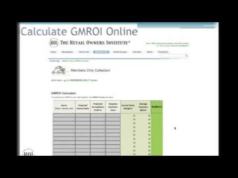 GMROI - What It Is, & How Retailers Can Use It Effectively