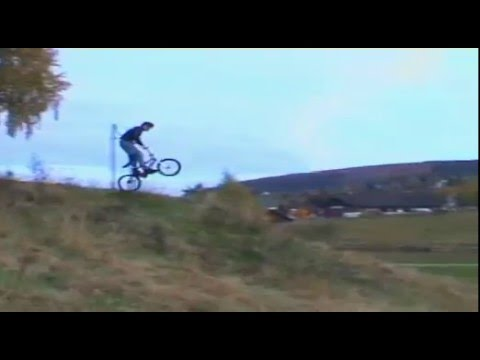 bikehill funny video