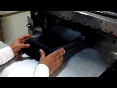 Roll To Sheet Cutter Cutting Rubber Gasket