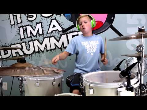 Blank Space Taylor swift Drum Cover Briggs