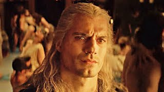 The Witcher - Geralt of Rivia, Yennefer von Vengerberg & Princess Cirilla character profiles (2019)