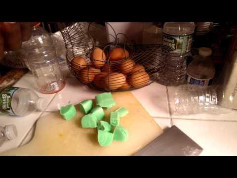 4/27/2017: using Irish Spring soap to repel squirrels, etc
