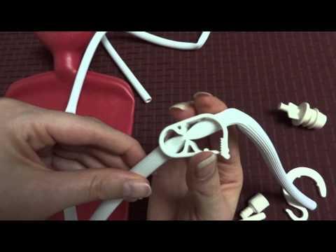 How to Assemble an Enema Bottle