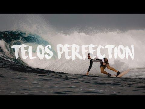 Telos Island Surfing 2017