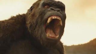 Kong: Skull Island | official trailer #3 UK (2017) Tom Hiddleston