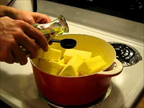 Easy Margarine Soap