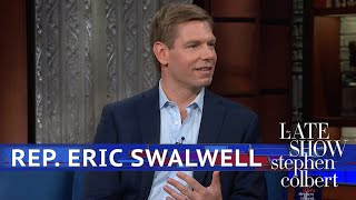 Rep. Eric Swalwell Is A Presidential Candidate