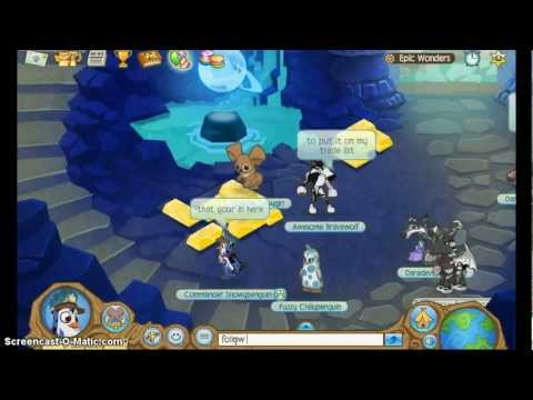 Animal jam - how to get a bow