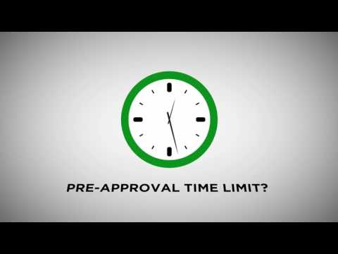 Mortgage Minute #10 Pre Approval