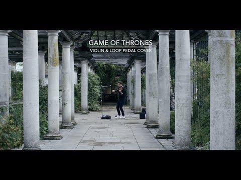 Game of Thrones | Violin & Loop Pedal Cover | Joel Grainger