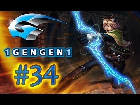 League Of Legends ARABIC Ezreal لول رانكد : #34