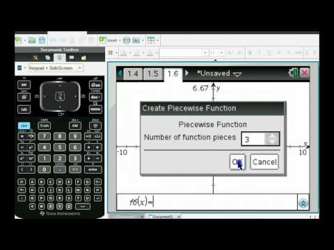 Turning Absolute Value into Piecewise
