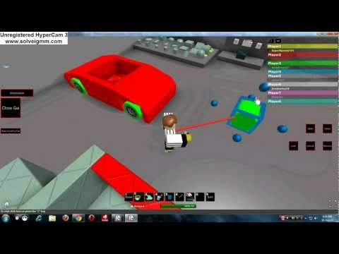 Build And Race: How to make a simple car but fast! (ROBLOX)