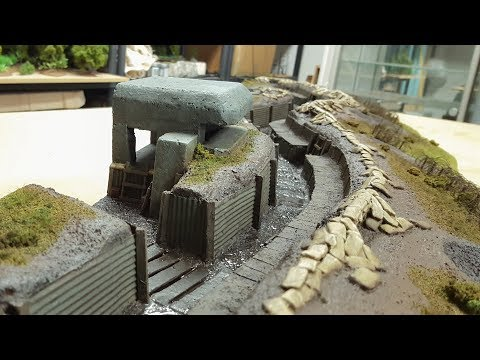 Lets Make - Modular Trenches (Pt5)