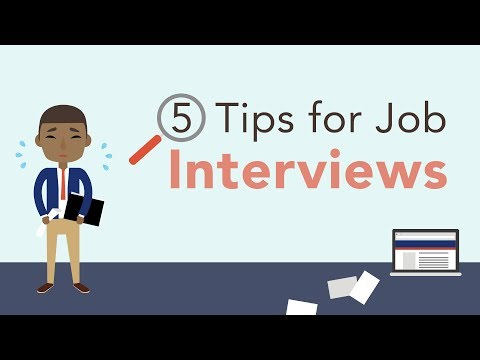 Interview Tips to Get Your Dream Job | Brian Tracy