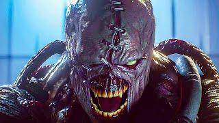 RESIDENT EVIL 3 Remake Full Movie Zombie