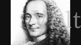Voltaire, Poème sur le désasstre de Lisbonne