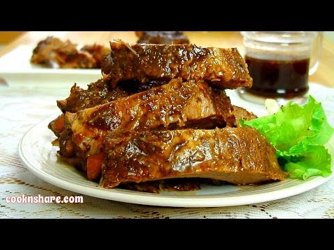 Slow Cooker Pork Ribs (Episode 5)