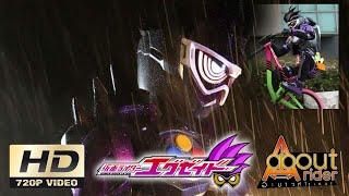 Kamen Rider Genm First Appearance.