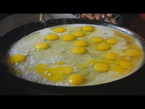 The Biggest Fried Oyster Omelette Ever! (Orh Luak | Orh Jian) | Malaysia Street Food