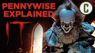 Pennywise Explained - What Is Stephen King's IT?