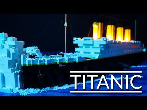 Lego Titanic