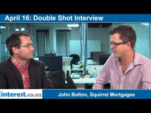 Double Shot Interview with John Bolton, Squirrel Mortgages