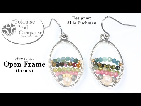How to Use Open Frame Forms