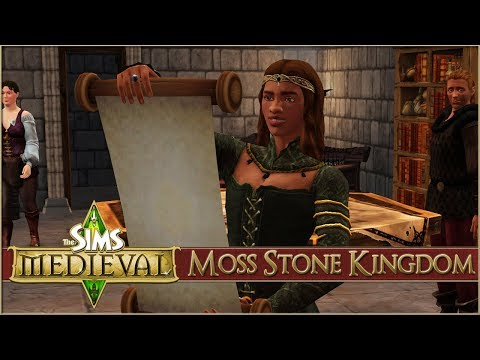 The Musical Perks of a Royal Review! • Sims Medieval: Moss Stone Kingdom - Episode #22