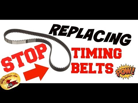 STOP Replacing TIMING BELTS...!!!
