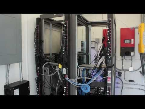 Rutgers' Solar Powered Data Center