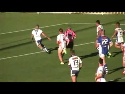 2017 Round 2 Group 10 -  Mudgee Dragons v Bathurst St Pats