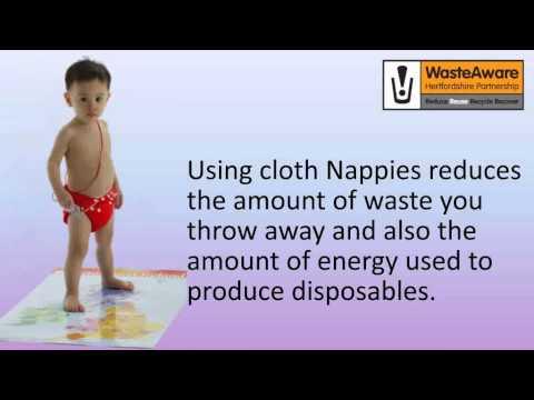 Hertfordshire Waste Partnership - Real Nappies