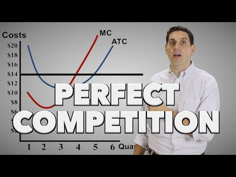 Micro 3.5 Perfect Competition in the Short Run: Econ Concepts in 60 Seconds Advanced Placement