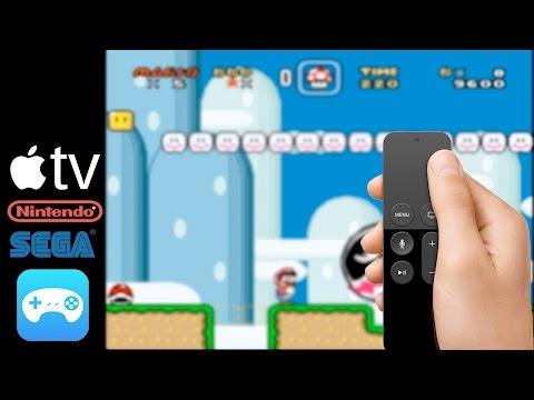 How-to Install Provenance (Emulator) to Apple TV & Import ROMs
