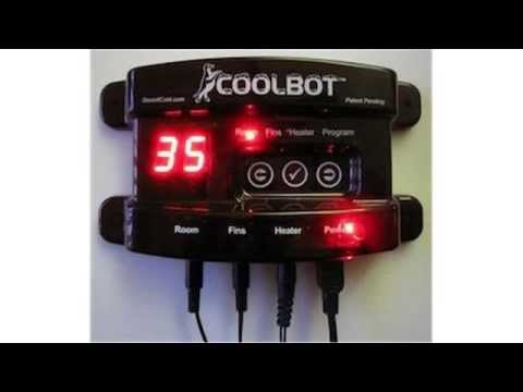 CoolBot Walk In Cooler Controller