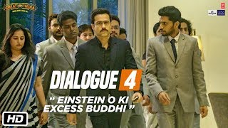 WHY CHEAT INDIA Dialogue Promo 4: Einsteino Ki Excess Buddhi | Emraan Hashmi, Shreya D | T-Series