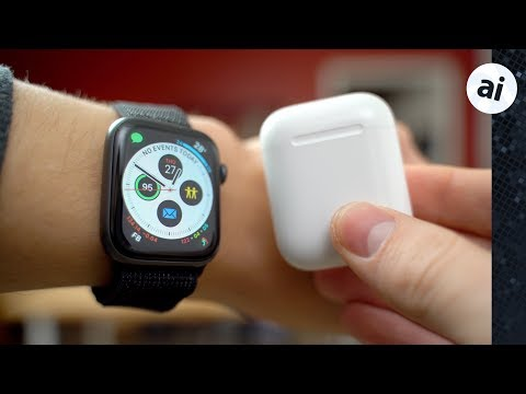 Why you NEED AirPods for your new Apple Watch