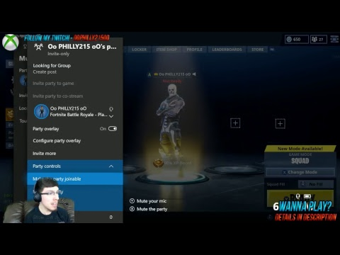 Playing With Viewers! (125+ Squad Wins) Fortnite Battle Royale Livestream!