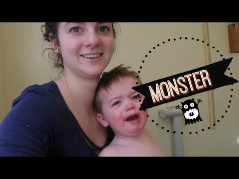 MY CHILD'S A MONSTER | grocery haul!