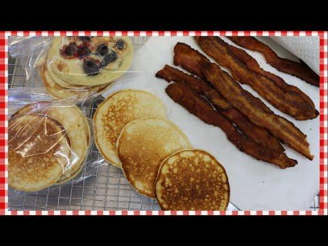 1+1+1 Pancakes & Bacon ~ Back To School Breakfast Hacks~ Noreen's Kitchen