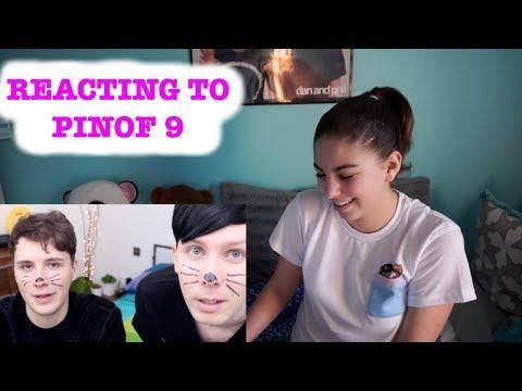 Reacting to PINOF 9!