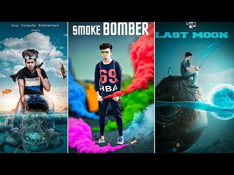 JB - PicsArt Creative Editing Tutorial _ PicsArt Photo Editing Like Photoshop _ PicsArt New Editing
