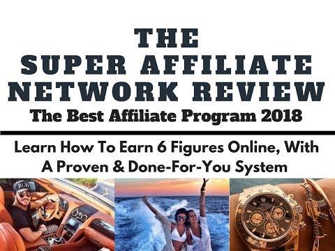The Super Affiliate Network - PLUS $100,000 IN TEAM BONUSES